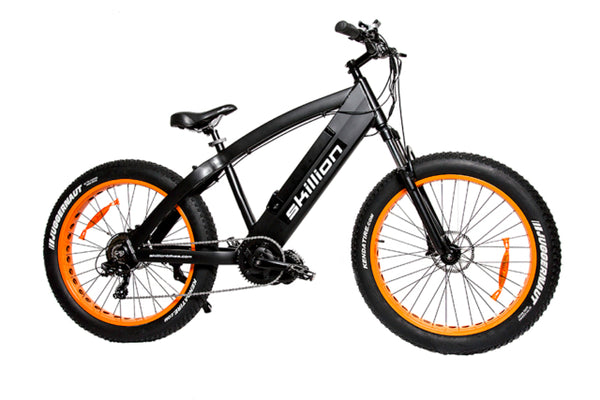 Skillion Max Fat Bike Electric Bicycle