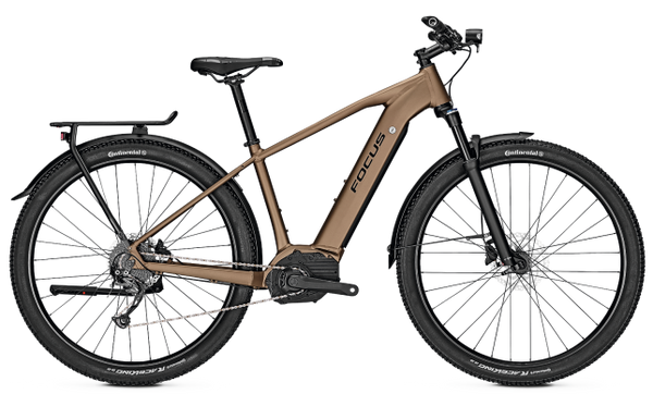 Focus Aventura² 6.7 Electric Bicycle