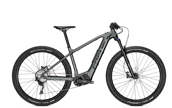 Focus JAM² HT 6.8 Nine Electric Bicycle - 2019