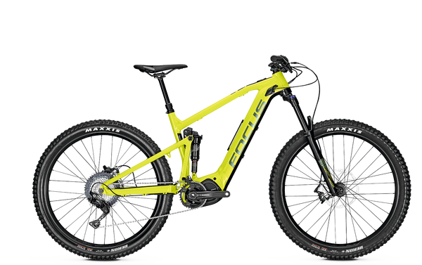 Focus JAM² 6.7 Plus Electric Bicycle - 2019