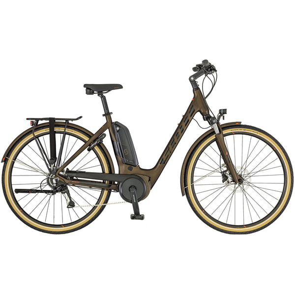 Scott Sub Active eRide Bosch Electric Bicycle - Step Through