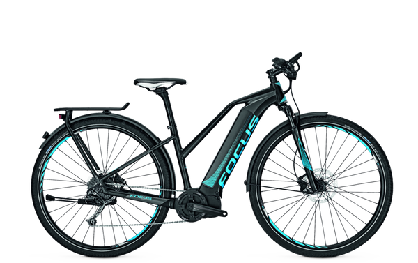 Focus Jarifa iStreet Electric Bicycle