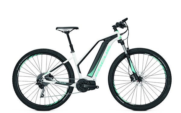 Focus Jarifa i29 Donna Electric Bicycle