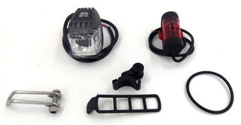 Roxim 6V Lights - Runs off the bike
