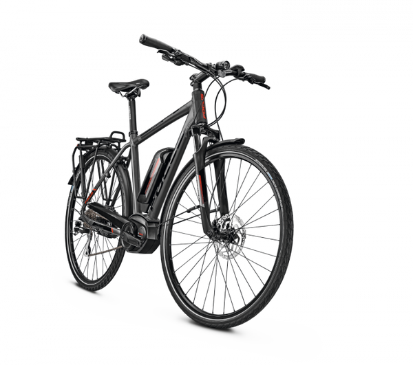 Focus AVENTURA² Bosch Electric Bicycle