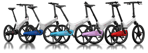 GoCycle GS Folding Electric Bicycle