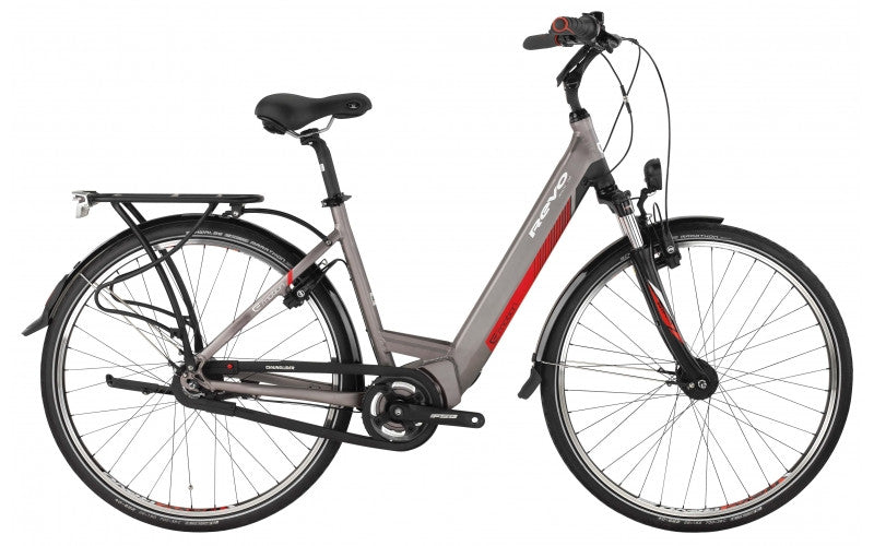 BH Easymotion Revo Diamond Wave Electric Bicycle