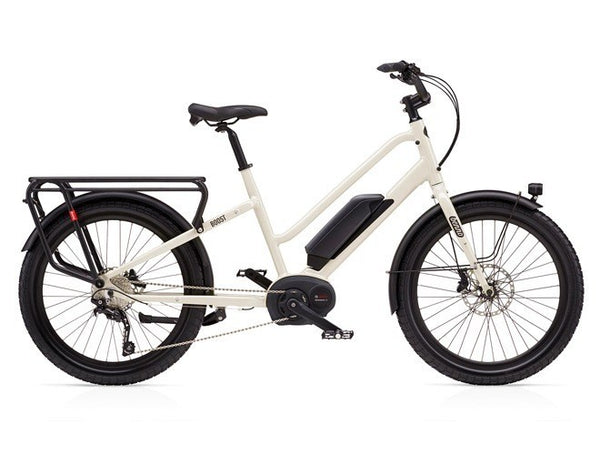 Benno Boost E - Cargo Electric Bike - Step Through
