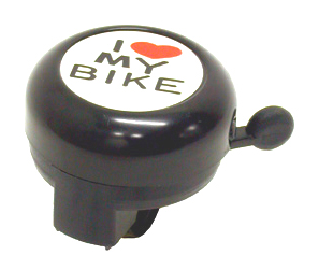 Bicycle Bell - I Love My Bike