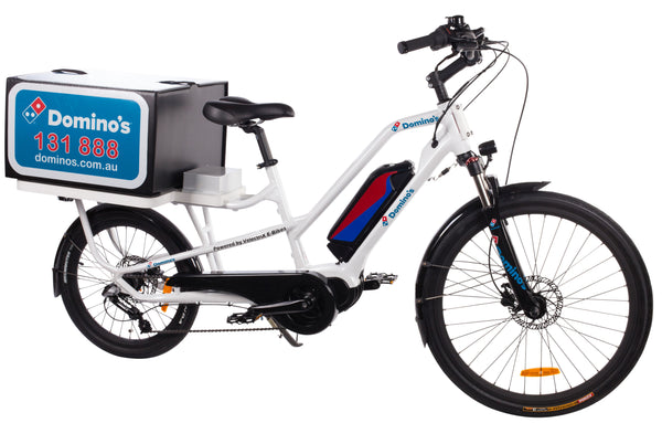 VelectriX Short-tail Cargo Electric Bicycle