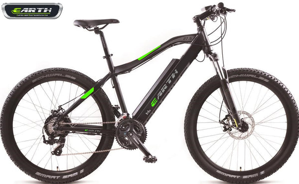 Earth T-Rex Stepover 29er Electric Bicycle
