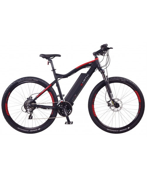 Earth T-Rex SP Stepover 29er - 48V Electric Bicycle