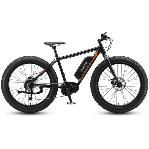 XDS E-Fuse Fat Tyre - Bafang Mid Drive
