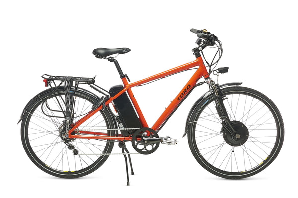 eZee Torq Alfine Electric Bicycle