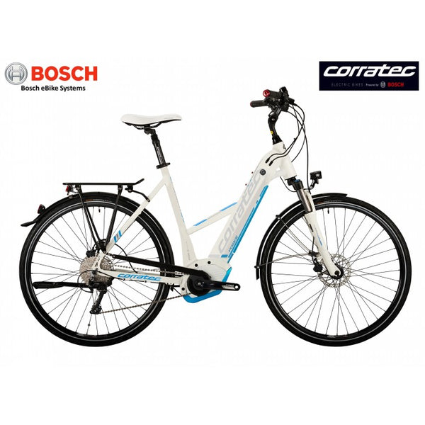 Corratec E-POWER 28 Trekking 500WH CX 10S - Stepthrough