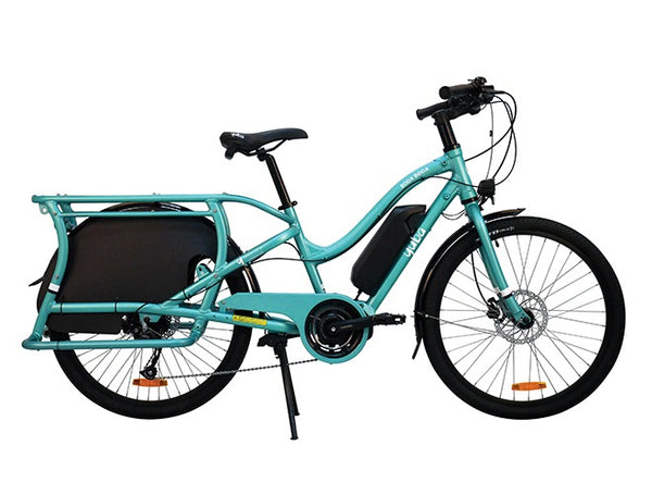 Yuba Electric Boda Boda - Step Through Electric Cargo Bicycle