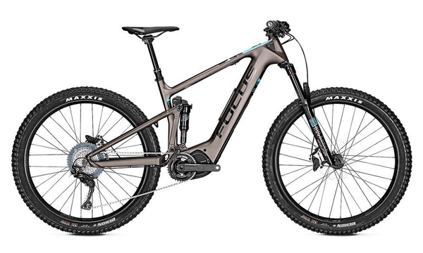 Focus JAM² 9.6 Plus Electric Carbon Bicycle - 2019
