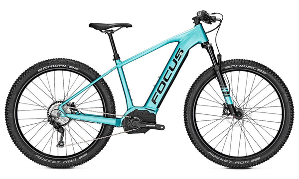 FOCUS JARIFA2 6.8 Electric Bicycle