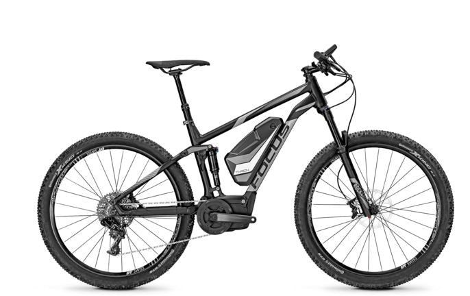 Focus Thron SL 130 Electric Bicycle 2016