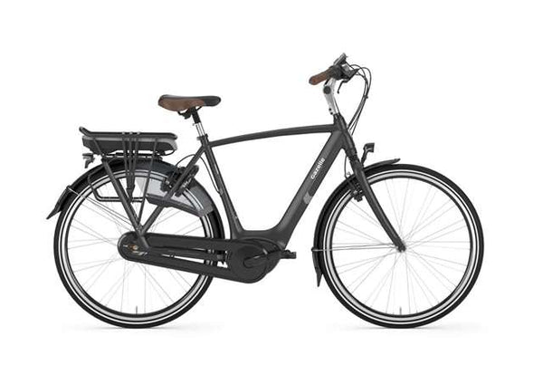 GAZELLE GRENOBLE C7+ HMB Electric Bicycle - Step over