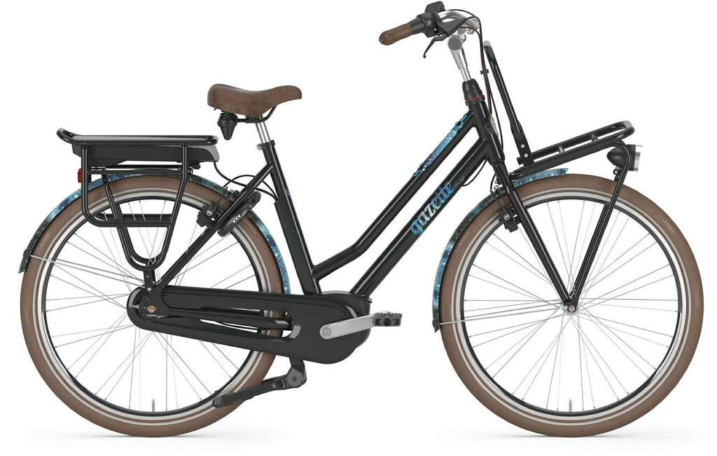 GAZELLE MISS GRACE C7 HMB Electric Bicycle