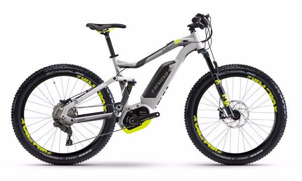 Haibike xDuro FullSeven 6 Electric Bicycle