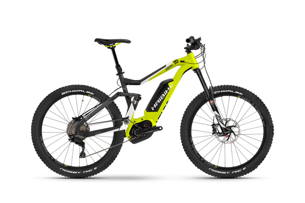 2017 Haibike All Mountain 7 - Small Only