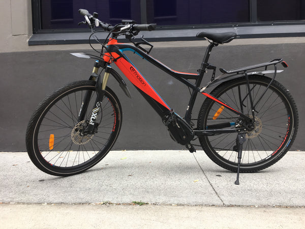 BH Easymotion Revo 27.5 Electric Bicycle - Trade In Pyrmont