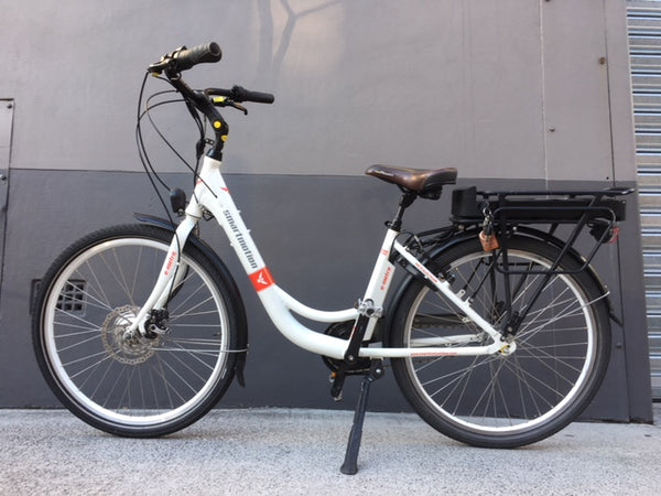 SmartMotion E-Metro Electric Bicycle - Trade In - Pyrmont