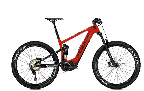 Focus JAM² C Plus - 2019 Carbon Electric Bicycle