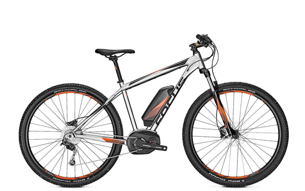 FOCUS JARIFA² 3.9 Electric Bicycle - Small Only