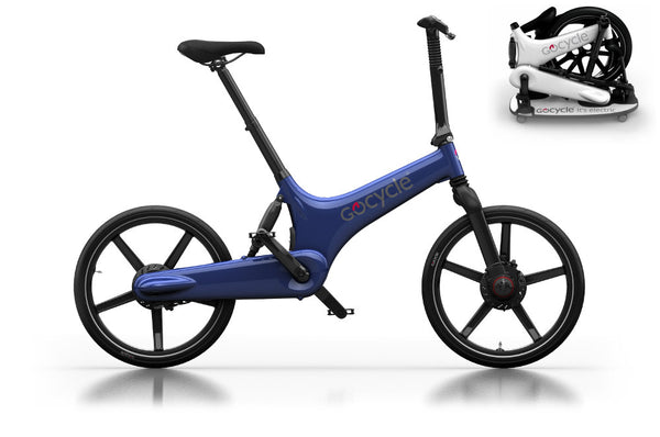 GoCycle G3 Folding Electric Bicycle - Out of Stock