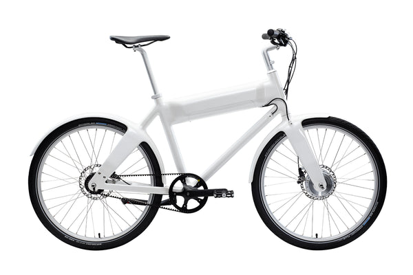 Biomega OKO Electric Bicycle - Step Over