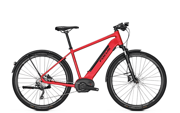 Focus PLANET² 6.8 Electric Bicycle