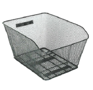 Rear Mesh Basket (Black or White)