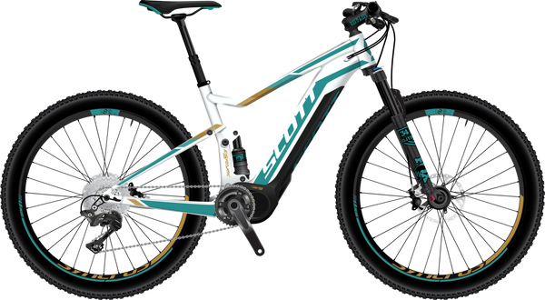 SCOTT E-Contessa SPARK 710 Electric Mountain Bike - 2018