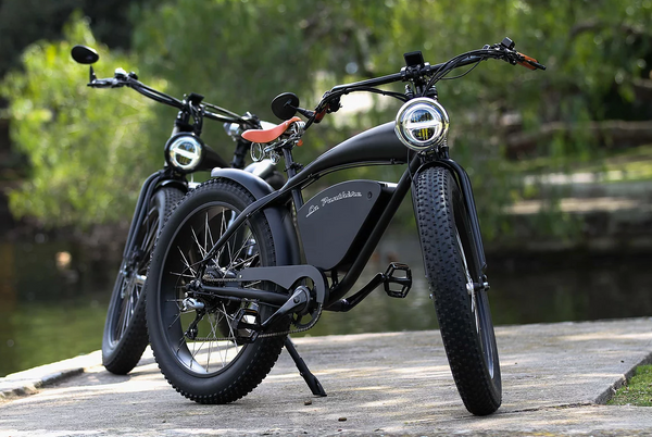 Texolabs LaPanthère Electric Bicycle