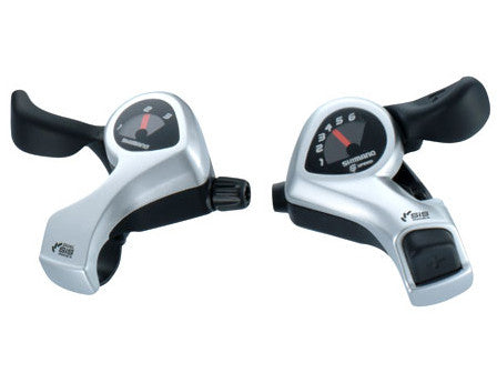 Shimano SL-TX50 SHIFT LEVER SET 6-SPD RIGHT/SIS LEFT