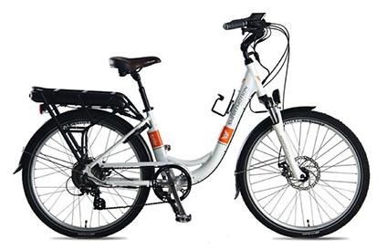 SmartMotion eCity Electric Bicycle 24