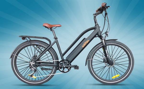Solar Bike Olive Electric Bicycle