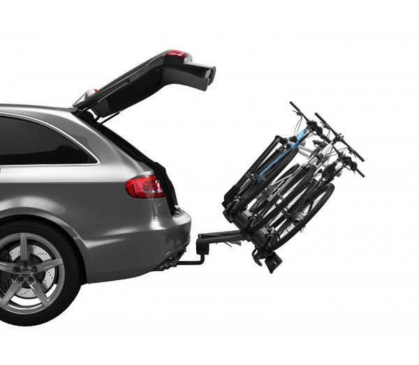 Thule 927AU Velo Compact Tow Ball 3 Bike Carrier
