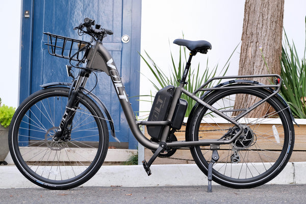 "VOLT ""CITY"" Allrounder Electric Bike"