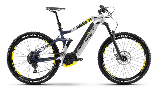 Haibike XDURO ALLMTN 7.0 - Large Only