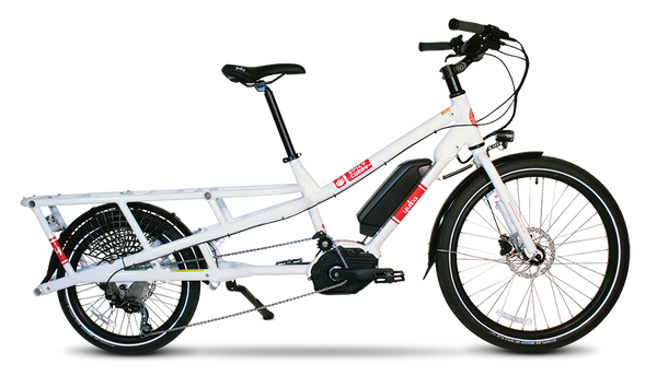 YUBA Spicy Curry Electric Bicycle Bosch Performance Line CX Mid Drive