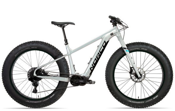 Norco Bigfoot VLT 2 Fat Electric Mountain Bicycle