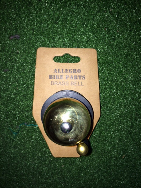 Allegro Bike Parts Brass Bell Small