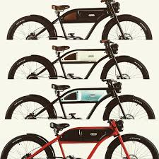 Greaser Electric Bicycle
