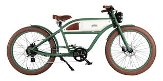 Michael Blast Greaser Electric Bicycle