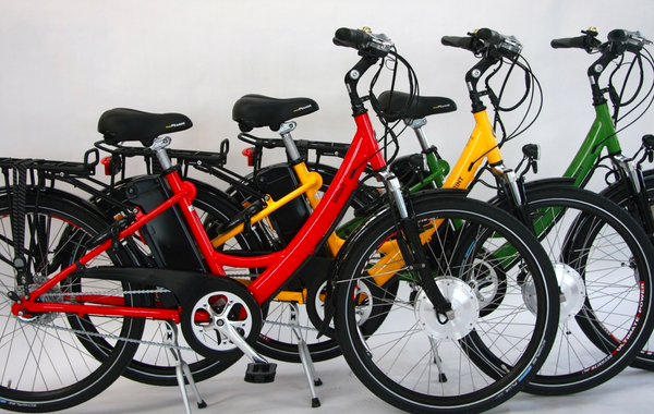 eZee Sprint 7 Electric Bicycle- Gen 2