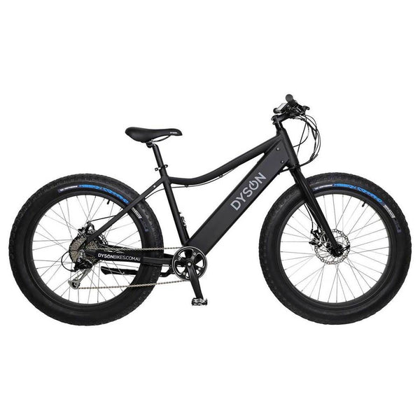 Dyson Thredbo Electric Fat Bicycle
